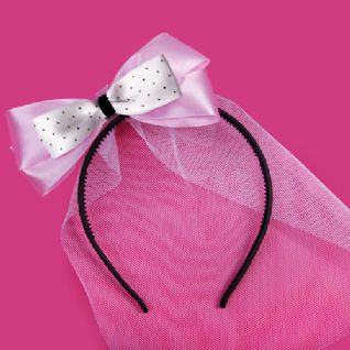 Party Headband - Bride to be - Bachelorette & Hen party